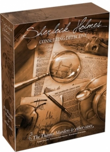 Sherlock Holmes Consulting Detective - The Thames Murders & Other Cases