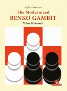 The Modernized Benko Gambit, Milos Perunovic, Thinkers Publishing
