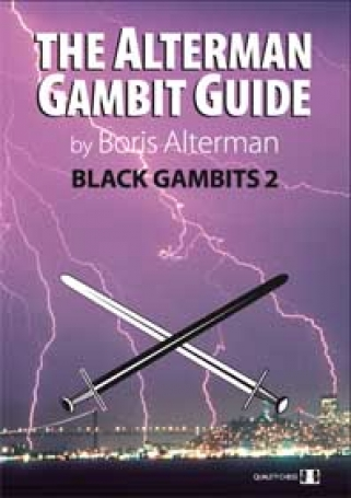 The Alterman Gambit Guide - Black Gambits 2, Boris Alterman