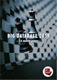 DVD ChessBase Big Database 2019