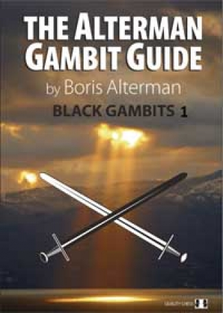 The Alterman Gambit Guide - Black Gambits 1,  Boris Alterman