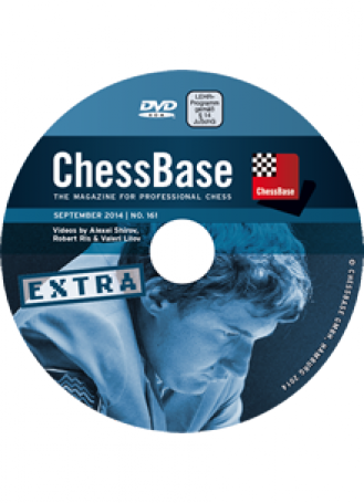 DVD ChessBase Magazine Extra No. 161