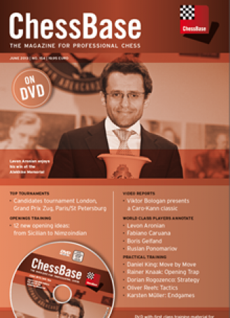 ChessBase Magazine 154