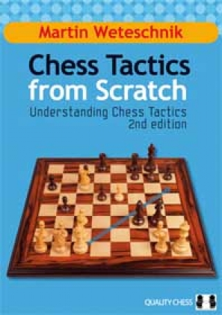 Chess tactics from scratch, Weteschnik (paperback)