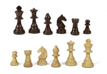 Chavet Boxwood Chess Pieces size 5