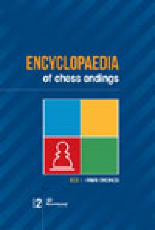 Encyclopaedia of Chess Endings ECE I - Pawn Endings, 2nd edition