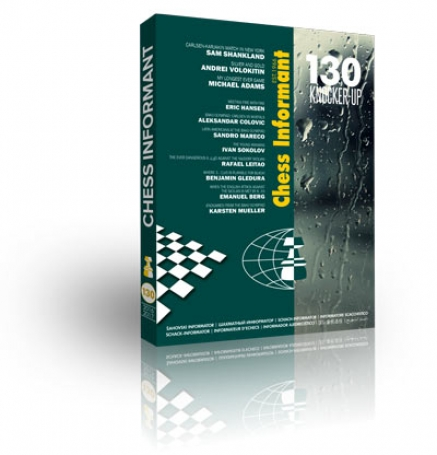Chess Informant 130 - Knocker-up +CD