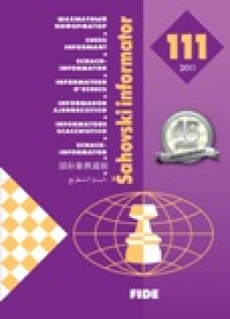 Chess Informant 111+ CD