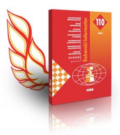 Chess Informant 110 + CD