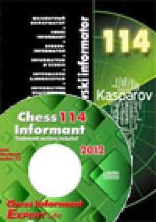 Chess Informant 114 + CD
