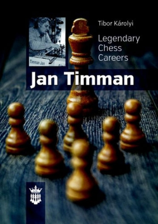 Legendary Chess Careers: Jan Timman - Tibor Karolyi
