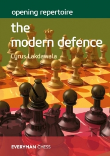 Opening Repertoire The Modern Defence - Cyrus Lakdawala