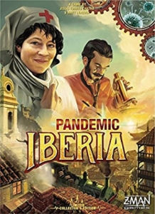 Pandemic Iberia limited edition
