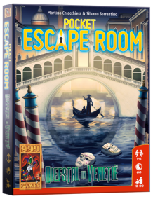 Pocket Escape Room: Diefstal in Venetië