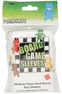 Board game sleeves medium