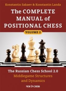 The complete manual of positional chess - The Russian chess school 2.0 - volume 2