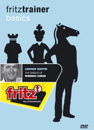 DVD The Basics of Winning Chess, Andrew Martin