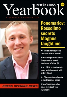 New in chess yearbook 132, hard cover